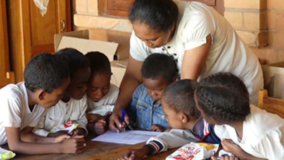 Education enfants